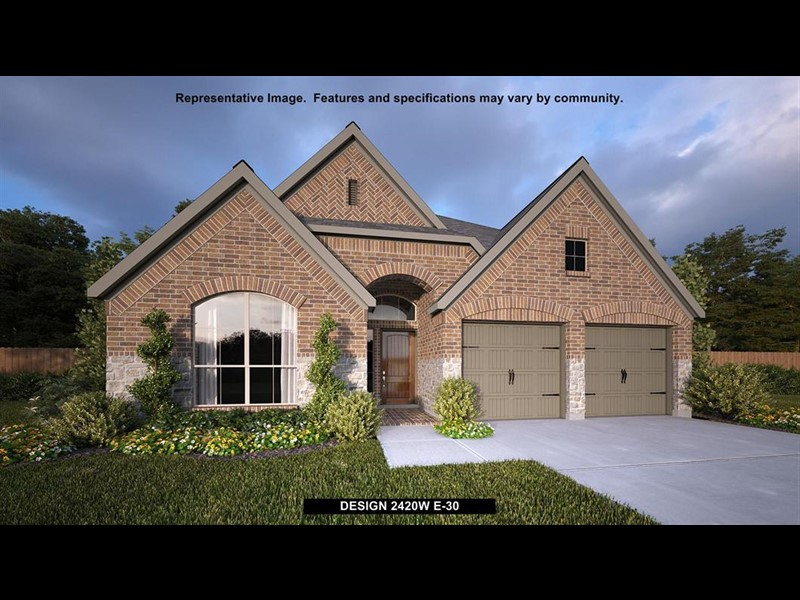 200 Magdalene Way, New Homes For Sale in Austin Texas
